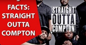 5 Facts about Straight Outta Compton