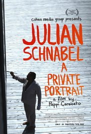 julian schnabel: A Private Portrait movie review