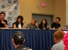 "AWESOME CON SATURDAY PANEL: ""LEGENDARY COMICS: MONSTERS & MYTHS"" (CHOBOT! BARROWMAN! ""FIREBRAND""! ""CURSED""!)"