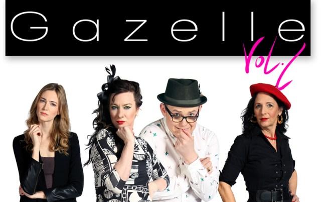 Gazelle: Vol. 1 Web-Series