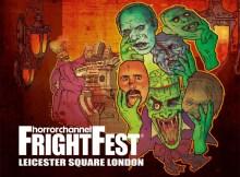 Graham Humphreys' stunning artwork for Horror Channel FrightFest 2017