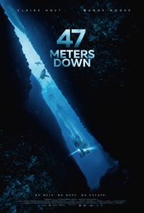 47 metres Down