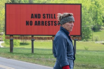 As her salty alter-ego from Fargo, McDormand is no woman to be trifled with.