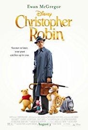 Christopher Robin (2018) movie poster