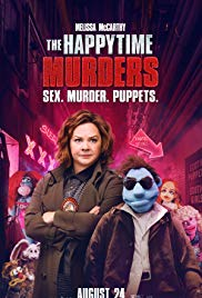 The Happytime Murders (2018) movie poster