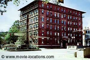 Carolina Apartments Market Street Wilmington North Blue Velvet Film Locations