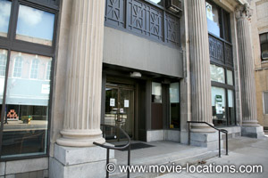 The Shawshank Redemption filming location: Huntington Bank, West Main Street, Ashland, Ohio