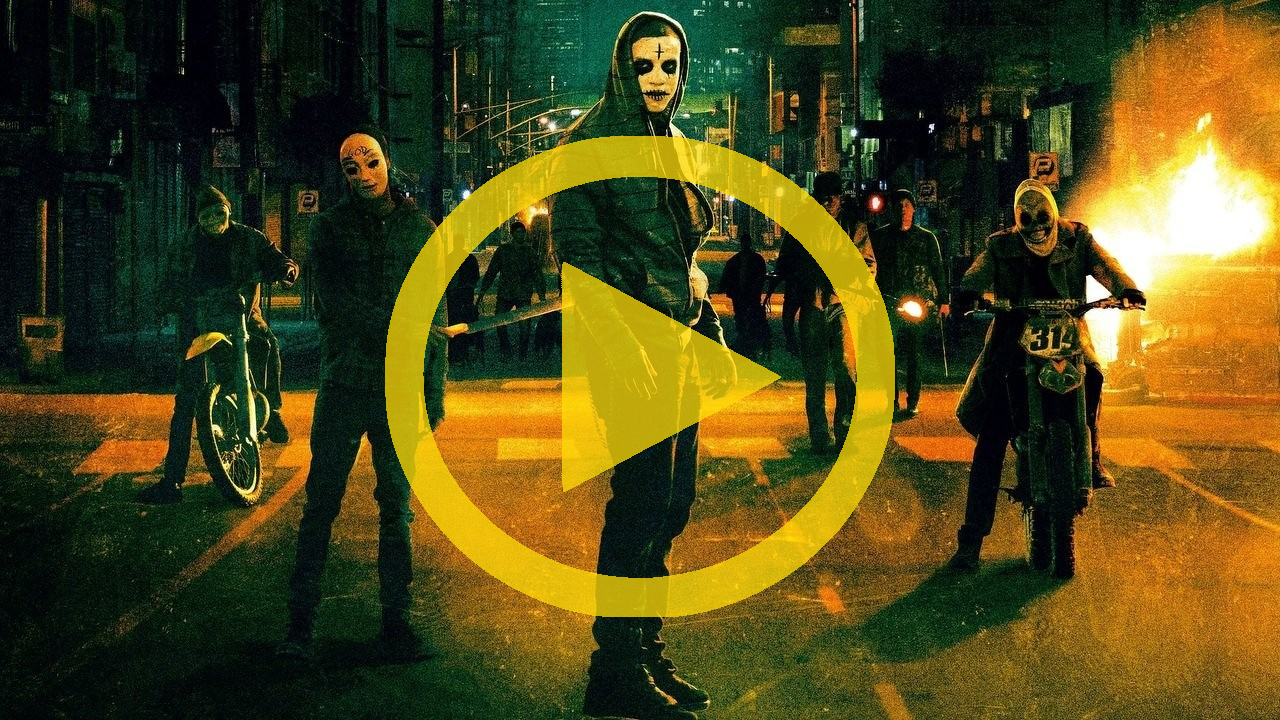 The Purge Anarchy 2014 Official HD Trailer