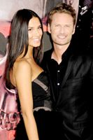 Brian Tyler +1 at The Expendables premiere