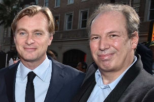 Christopher Nolan and Hans Zimmer