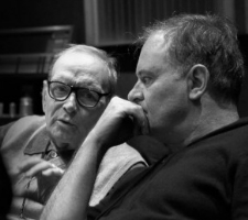 Ennio Morricone and Christian Carion