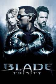 เบลด 3 อำมหิต พันธุ์อมตะ Blade: Trinity (2004)