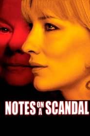 บันทึกฉาวรักอันตราย Notes on a Scandal (2006)