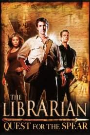 ล่าขุมทรัพย์สมบัติพระกาฬ ภาค 1 The Librarian: Quest for the Spear (2004)