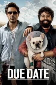 คู่แปลก ทริปป่วน ร่วมไปให้ทันคลอด Due Date (2010)