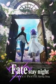 เฟทสเตย์ไนท์ เฮเว่นส์ฟีล 3 Fate/stay night: Heaven's Feel III. Spring Song (2020)