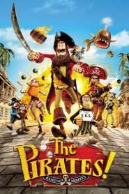 กองโจรสลัดหลุดโลก The Pirates! In an Adventure with Scientists! (2012)