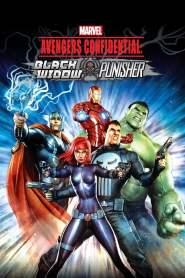 ขบวนการ อเวนเจอร์ส : แบล็ควิโดว์ กับ พันนิชเชอร์ Avengers Confidential: Black Widow & Punisher (2014)