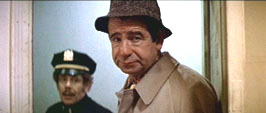 Walter Matthau and Jerry Stiller in The Taking of Pelham One Two Three