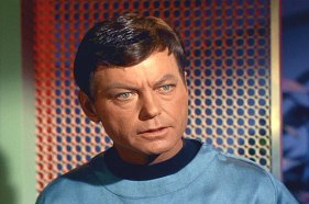 Image result for star trek 1966 deforest kelley