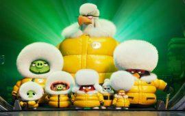 Blu-Ray actie Angry Birds 2 (Nu overal verkrijgbaar op Blu-Ray en DVD)