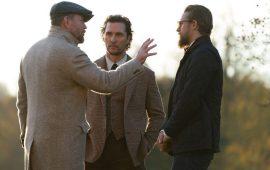 Winnaars vrijkaartenactie The Gentleman (Nu in de bioscoop)