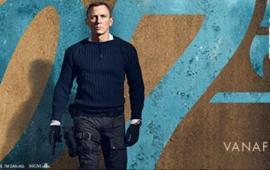 Bij Kinepolis zie je de nieuwe James Bond film als eerste om 0:07 uur