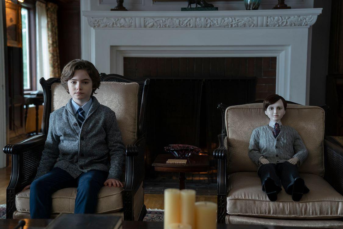 DVD actie The Boy: Brahms' Curse ( Nu verkrijgbaar op DVD)