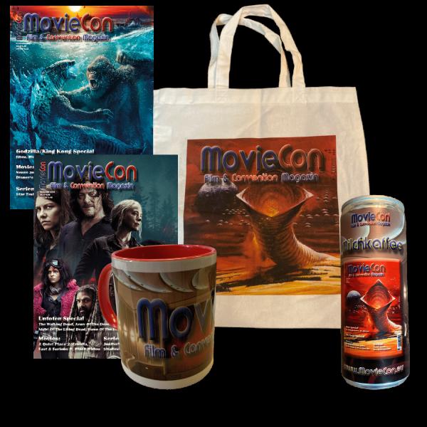 MovieCon Spar-Tasche