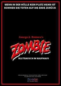 MovieCon-Buch Dawn of the Dead-Black Edition-Cover