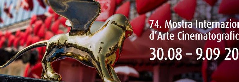 74° Mostra del Cinema di Venezia