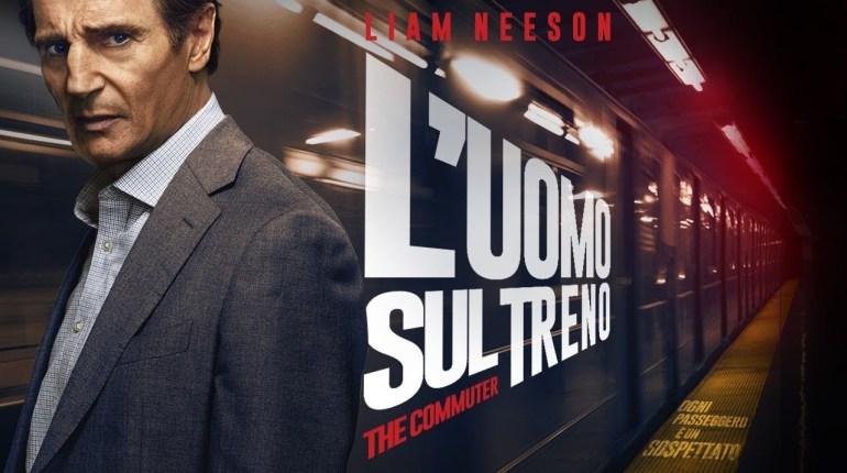 l'uomo sul treno
