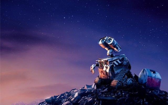 """Immagine del film Pixar """"Wall-E"""""""