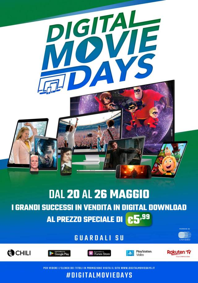 digital movie days
