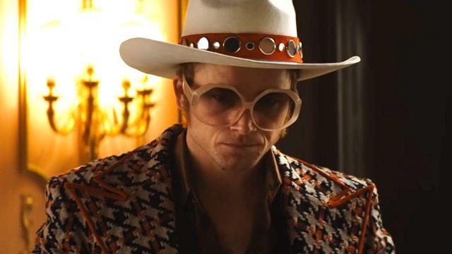 """Immagine tratta dal film """"Rocketman"""" di Dexter Fletcher"""