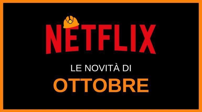 Netflix ottobre 2019