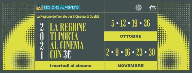 La Regione Veneto ti porta al cinema