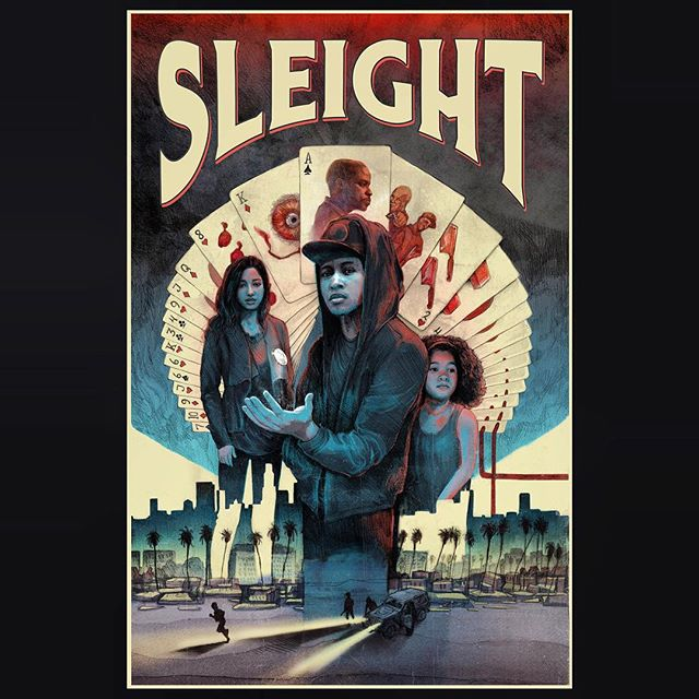 Sleight Review 2017
