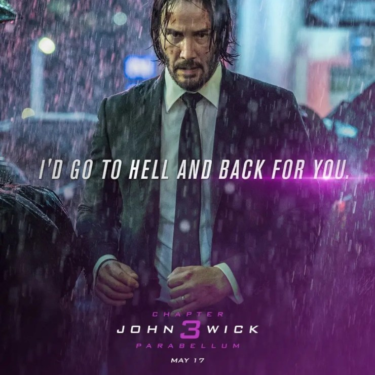 When John Wick Meets Fortnite Keanu Reeves Laurence Fishburne