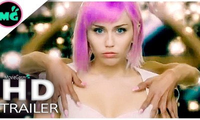 Black Mirror Season 5 Trailer featuring Miley Cyrus