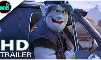 Onward Trailer (2019) Disney Pixar Animation Movie