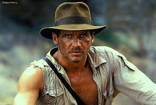 Harrison Ford: Indiana Jones