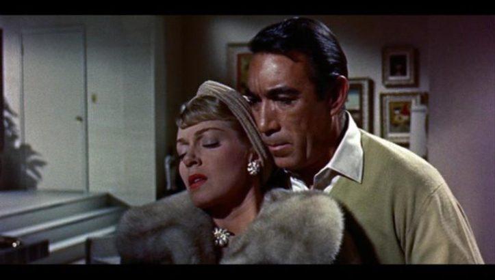 Porttrait in Black (1960)