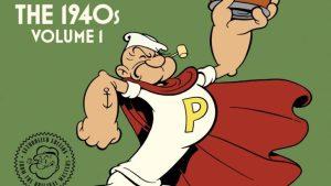 Popeye Volume1