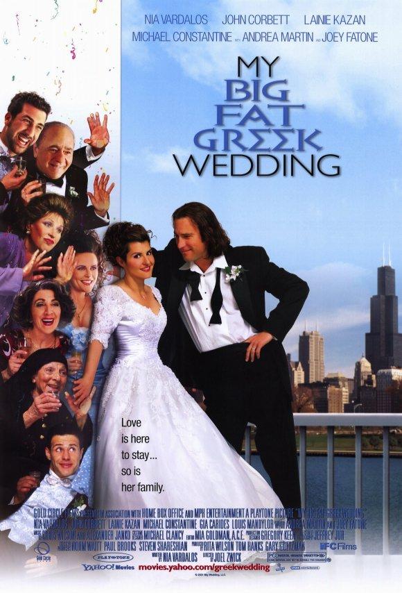 Director My Big Fat Greek Wedding