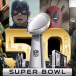 Super Bowl 50 Movie Trailers