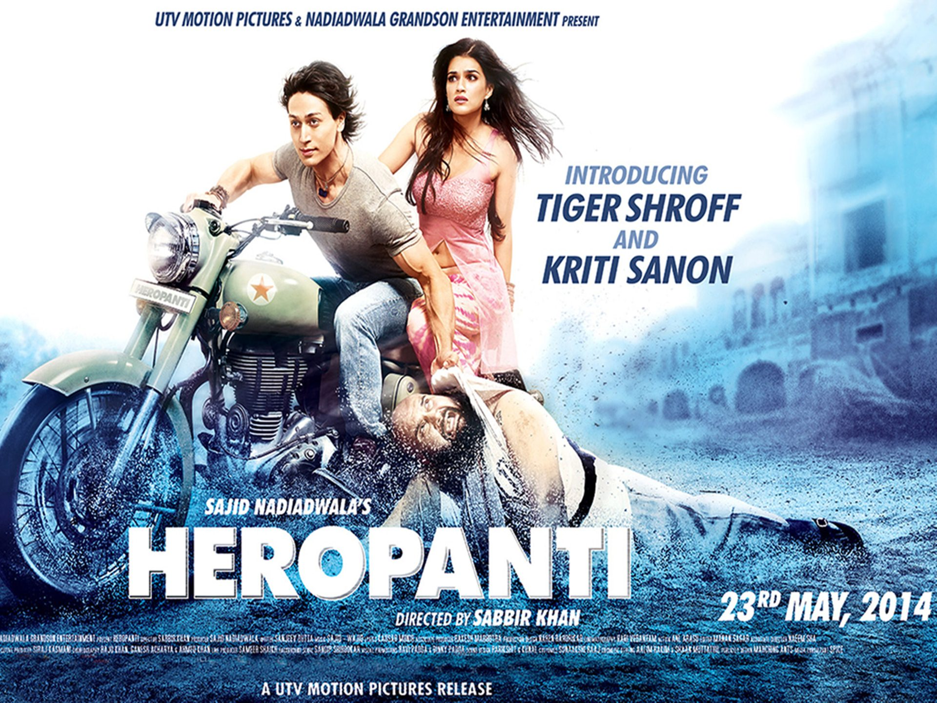 Image result for heropanti poster