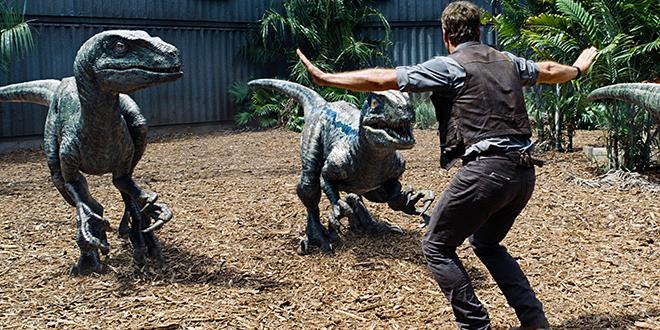 UPDATED - Universal Releases Three New Jurassic World