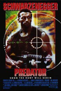 Predator Theatrical Poster