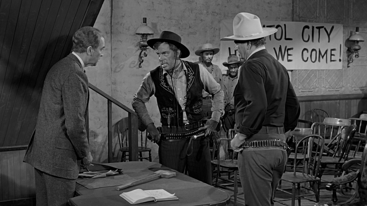 The Man Who Shot Liberty Valance Movie Still